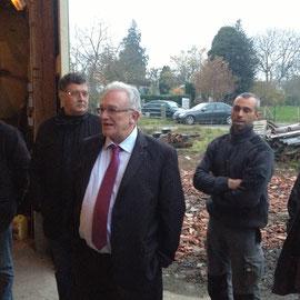 Jean-Denis Meslin à l'entreprise Cudelou