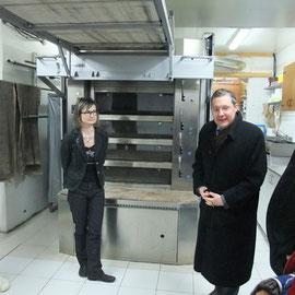 Viiste d ela boulangerie Perrier de Juvigny-Le-Tertre