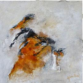 Acrylbild, 40 cm x 40 cm