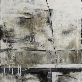 Acryl auf Leinwand, 80 cm x 100cm (Verkauft)