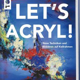 Buch Acrylmalerei