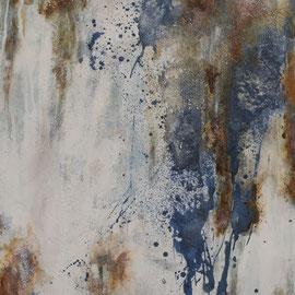 """""""Innen und Aussen"""", Acrylbild 80 cm x 100cm"""