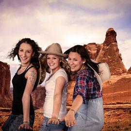 Modelle: Olivia, Suena, Jennifer