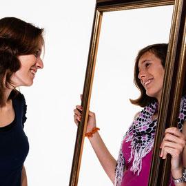 Modelle: Anina, Simone