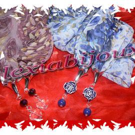 foulard multicolor