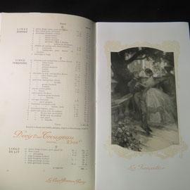 catalogue trousseau de blanc XIXe