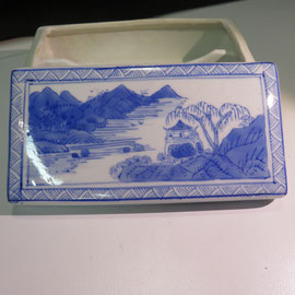 54 boite porcelaine chinoise
