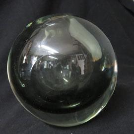 1797 vase murano boule signé 6,4kg
