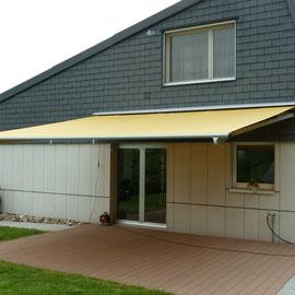 Sonnenstore Comfort 5 x 3m mit Schutzdach