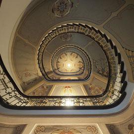 Treppenhaus Jugendstilmuseum Riga