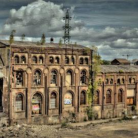 Lost Place - Die alte Fabrik