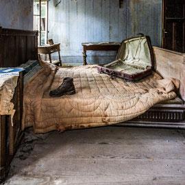 Lost Place - Das alte Schlafzimmer