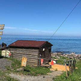 積丹町『積丹ブルー』と呼ばれる青い海