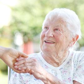 Geriatrie und Betreuung und Behandlung in Alters- und Pflegeheimen