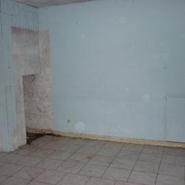 débarras d'une maison à Gray, Haute Saône, 70, APRÈS INTERVENTION....... entreprise de déblaiement-débarras AHLEN