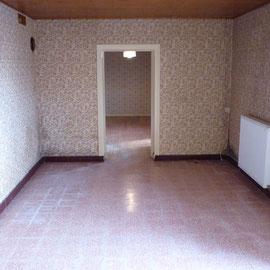 débarras d'une maison à Vesoul, Haute Saône, 70, APRÈS INTERVENTION....... entreprise de déblaiement-débarras AHLEN