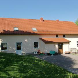 Das 1972 als Kindergarten eröffnete Gebäude bietet heute 40 Kindern Platz.