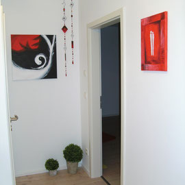 Eingang Seminarraum