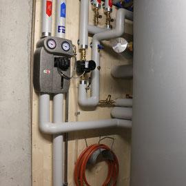 Heizungsanlage Sauser Installation Steffisburg