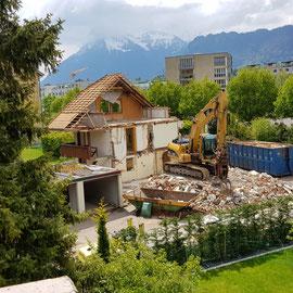Neubau 3-Familienhaus am Steghausweg in Thun