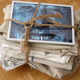 artblow - GEORG HIEBER: Ein Bild vom Anderen - Das Andenken