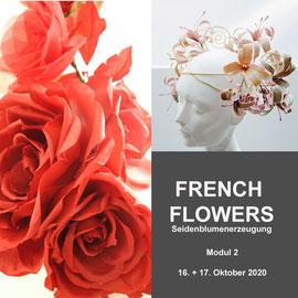 2. Modul - FRENCH FLOWERS - Christine Rohr Academy
