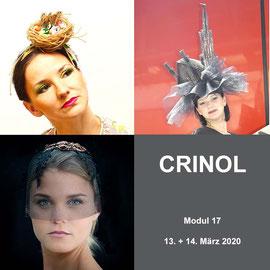 17. Modul - CRINOL - Christine Rohr Academy of Millinery and Textile Arts