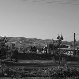 """Ольга Смыслова (olya_smyslova). Комсомольск-на-Амуре. """"Дорога в горы"""" Казахстан (Талдыкорган)"""
