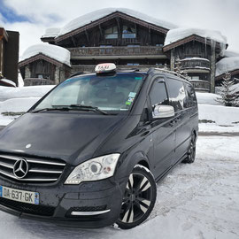 Taxi Lyon Courchevel