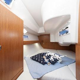 BAVARIA33 Cruiser Achterkabine