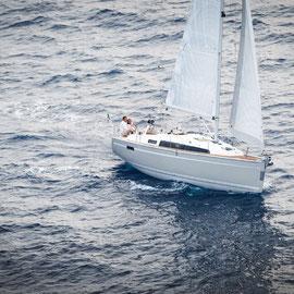 BAVARIA 33 Cruiser Aussenansicht