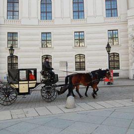 Wien Fiaker by JG