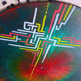 vinyle street art abstract 5