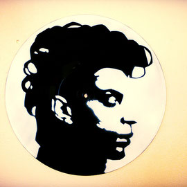 Prince Street art vinyle