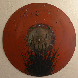 splash red vinyle
