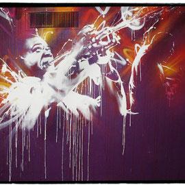 dan 23 street art louis amstrong
