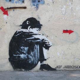 Street-art-mausa-jura-musee-urbain-jef-aerosol-sitting-kid