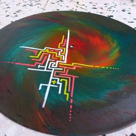 vinyle street art abstract 4