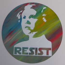 star-wars-resist-carrie-fisher-leila-street-art-vinyle-pochoir-décoratif