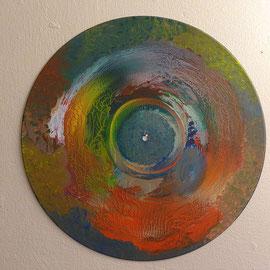 colorful vinyle
