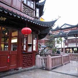 豫園 茶楼の名店
