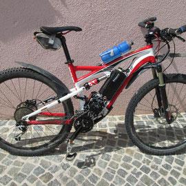 kit electric for mountain bike