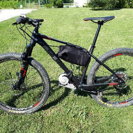 electric engine for mtb