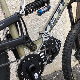 yeti electric bike