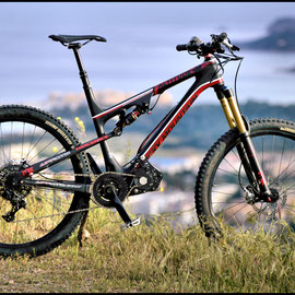 electric mountain bike rocky mountain