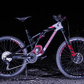 rocky mountain e-bike prototype