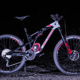 rocky mountain e-bike prototype