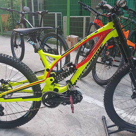 electric engine for bike