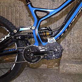 electric specialized demo 8