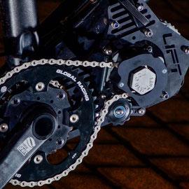 electrique motor for bike